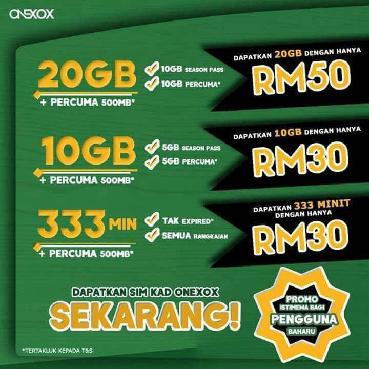 Image result for promosi onexox